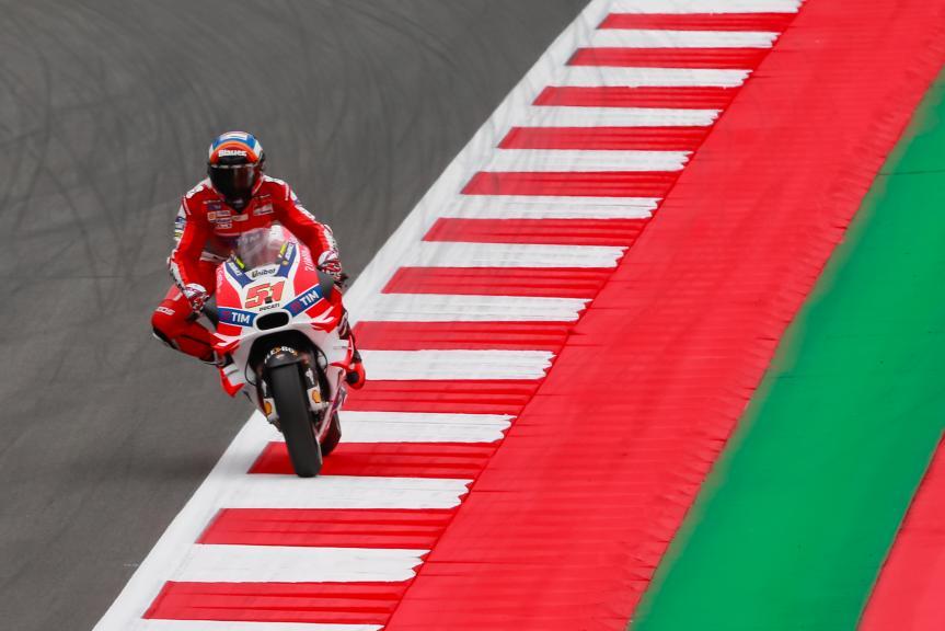 Michele Pirro, Avintia Racing, NeroGiardini Motorrad Grand Prix von Österreich