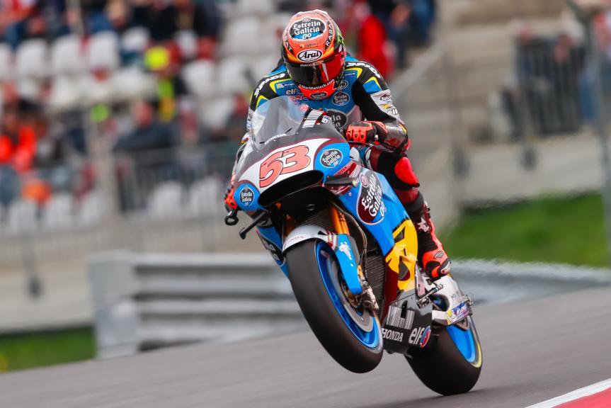 Tito Rabat, Estrella Galicia 0,0 Marc VDS, NeroGiardini Motorrad Grand Prix von Österreich
