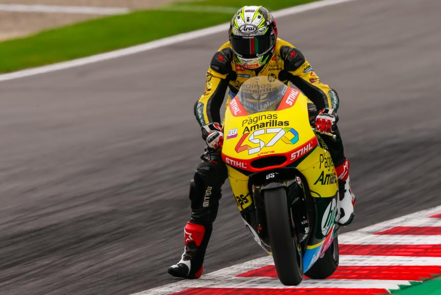 Edgar Pons, Paginas Amarillas HP 40, NeroGiardini Motorrad Grand Prix von Österreich