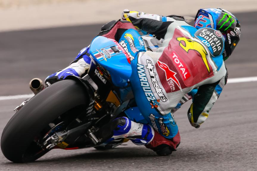 Alex Marquez, Estrella Galicia 0,0 Marc VDS, NeroGiardini Motorrad Grand Prix von Österreich