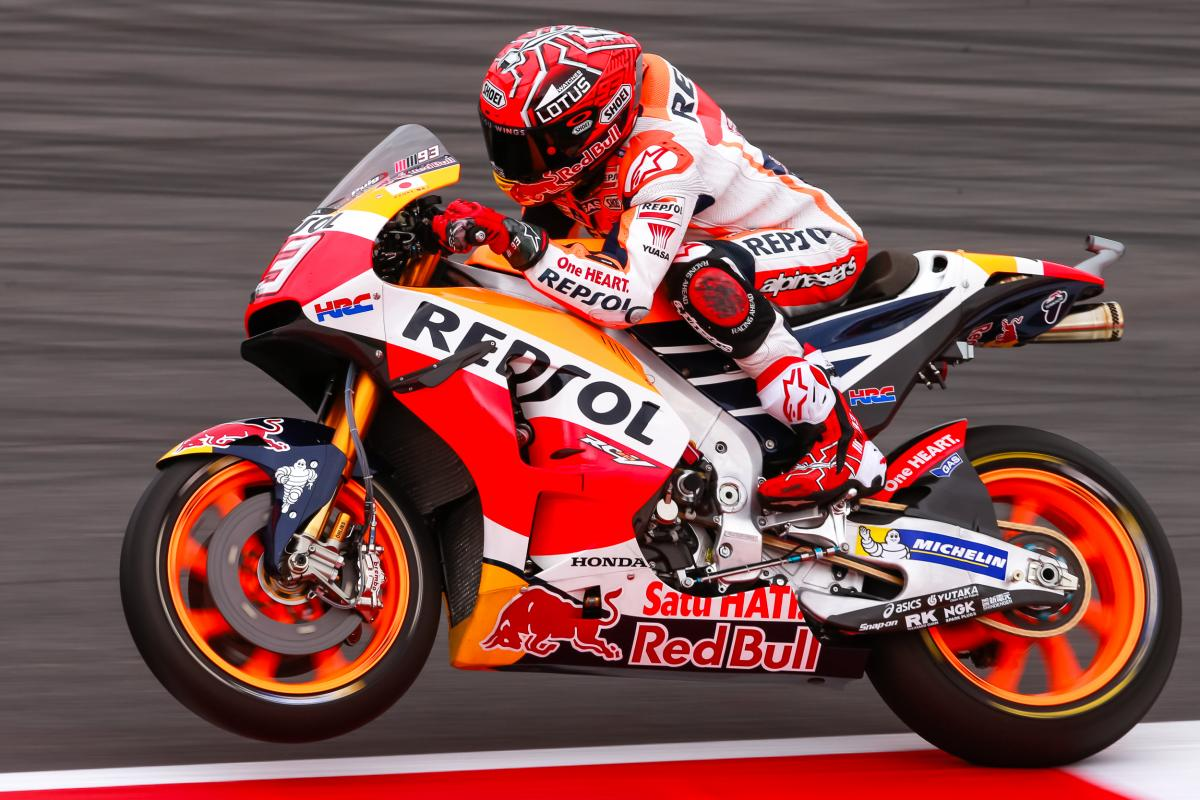 "Marquez: ""Tenth is not our real position"" 