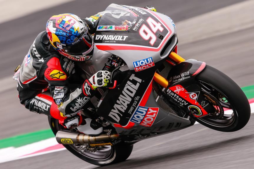 Jonas Folger, Dynavolt Intact GP, NeroGiardini Motorrad Grand Prix von Österreich