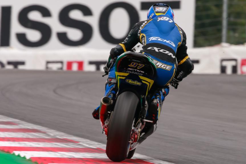 Xavi Vierge, Tech 3 Racing, NeroGiardini Motorrad Grand Prix von Österreich