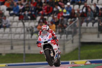 Dovizioso: 'We still have room to improve'