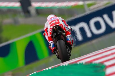 """Dovizioso: """"We'll see who worked best on the whole 28 laps"""""""