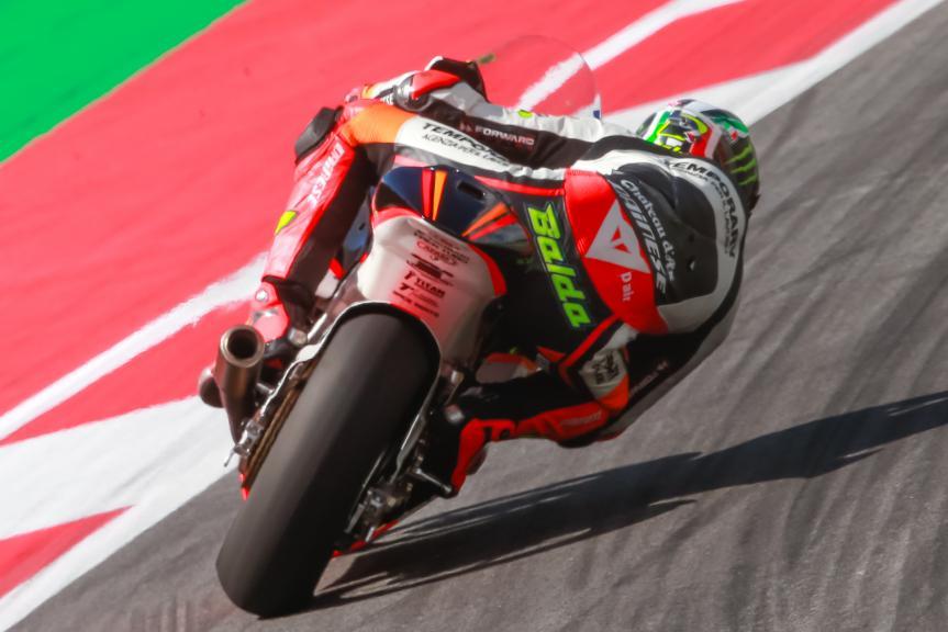 Lorenzo Baldassarri, Forward Team, NeroGiardini Motorrad Grand Prix von Österreich