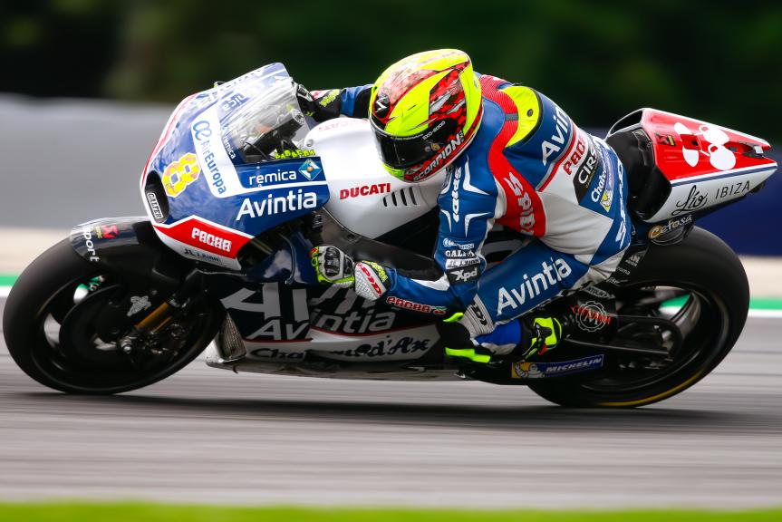 Hector Barbera, Avintia Racing, NeroGiardini Motorrad Grand Prix von Österreich
