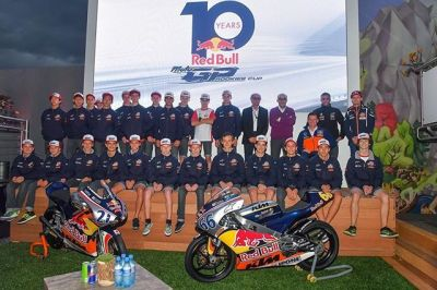 Celebrating 10 years of the @redbullrookiescup!
