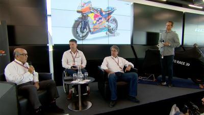 KTM presenta la RC16