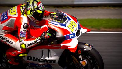 #AustrianGP: Le qualifiche della MotoGP™ in slow motion