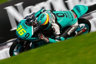 #AustrianGP Moto3™ race guide: Saturday's fastest in stats