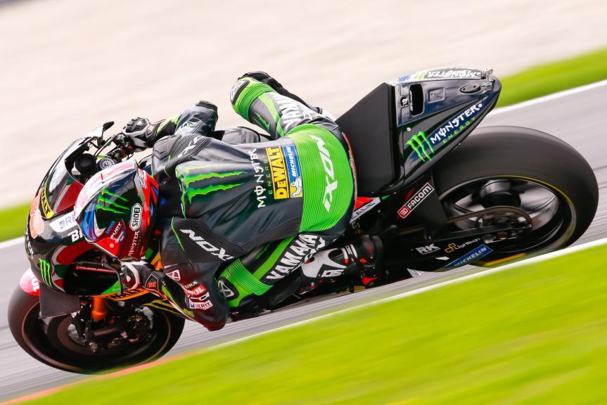 Bradley Smith, Monster Yamaha Tech 3, NeroGiardini Motorrad Grand Prix von Österreich