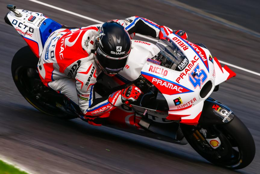 Scott Redding, OCTO Pramac Yakhnich, NeroGiardini Motorrad Grand Prix von Österreich