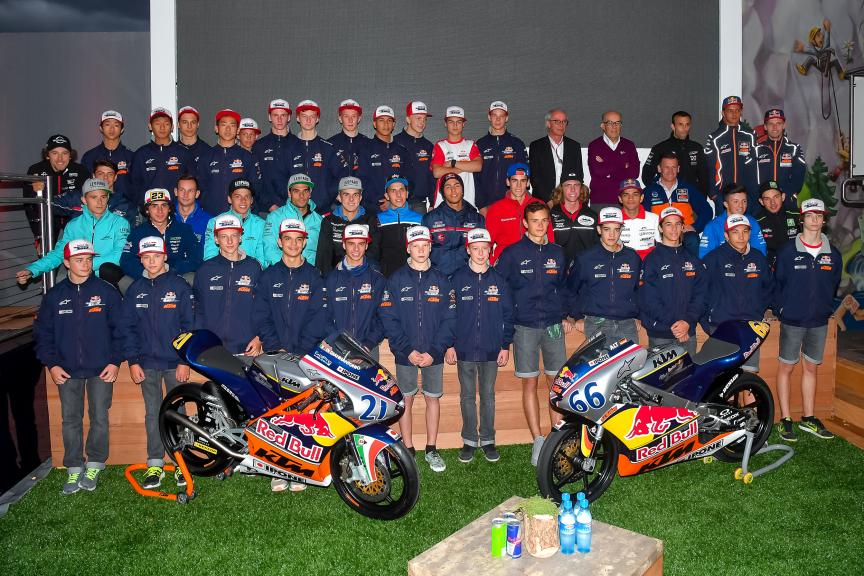 10 years Red Bull Rookies Cup