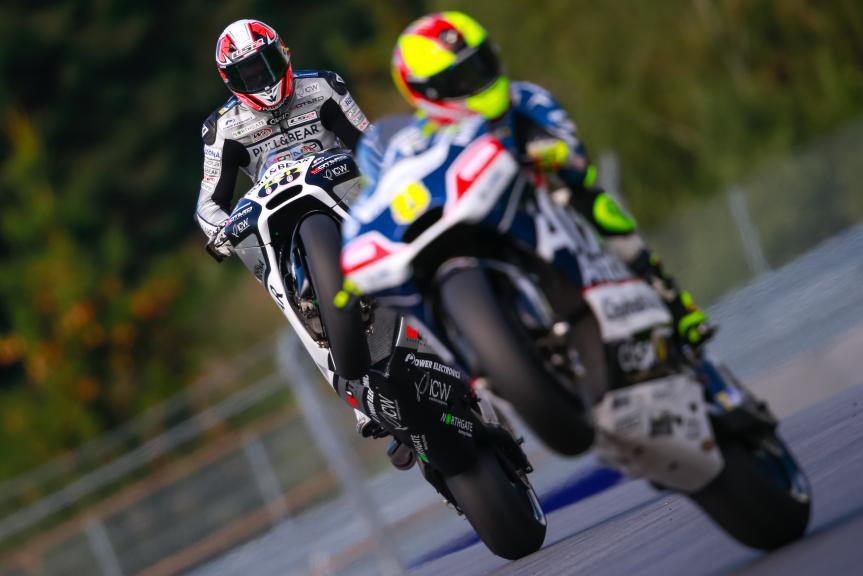 Yonny Hernandez, Aspar Team MotoGP, NeroGiardini Motorrad Grand Prix von Österreich