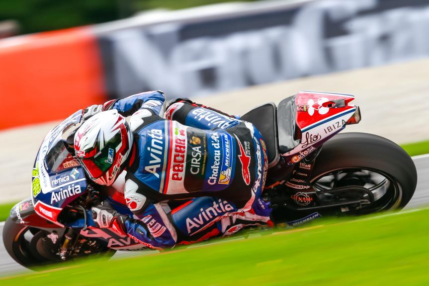 Loris Baz, Avintia Racing, NeroGiardini Motorrad Grand Prix von Österreich