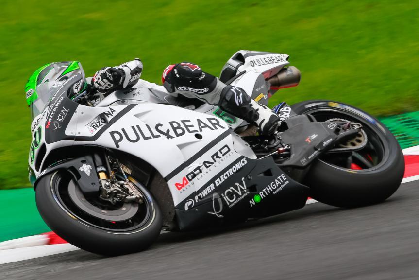Eugene Laverty, Aspar Team MotoGP, NeroGiardini Motorrad Grand Prix von Österreich