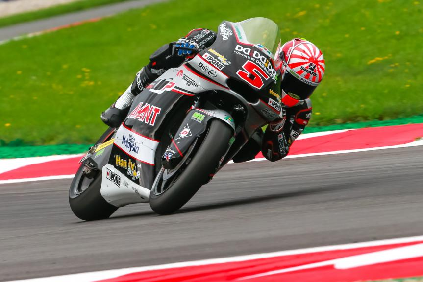 Johann Zarco, Ajo Motorsport, NeroGiardini Motorrad Grand Prix von Österreich