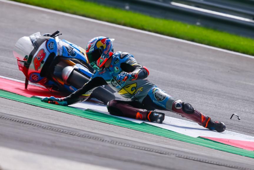 Jack Miller, Estrella Galicia 0,0 Marc VDS, NeroGiardini Motorrad Grand Prix von Österreich