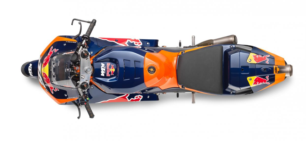 Project KTM RC16