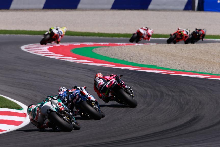 Moto2, NeroGiardini Motorrad Grand Prix von Österreich