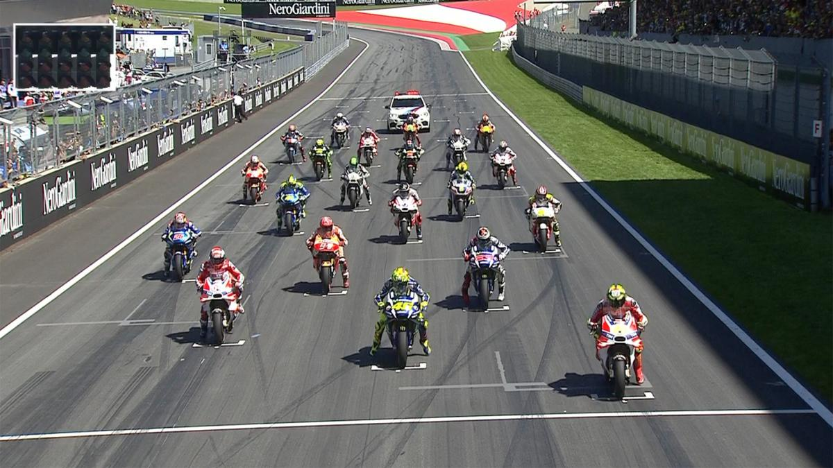 #AustrianGP: MotoGP™ Full Race | MotoGP™