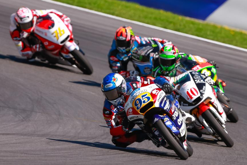 Moto3, NeroGiardini Motorrad Grand Prix von Österreich