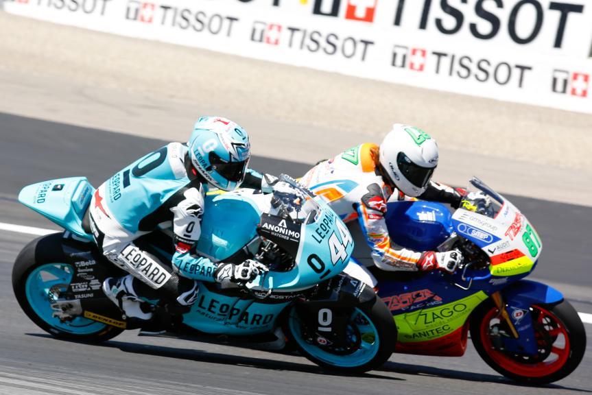 Miguel Oliveira, Remy Gardner, TNeroGiardini Motorrad Grand Prix von Österreich