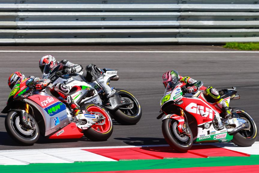 MotoGP, NeroGiardini Motorrad Grand Prix von Osterreich