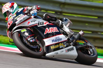 Zarco se muestra intratable en el Red Bull Ring