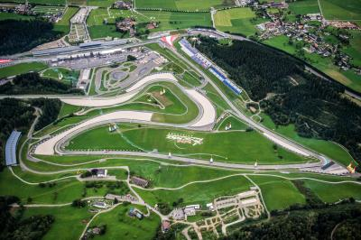 Le Red Bull Ring à 360°