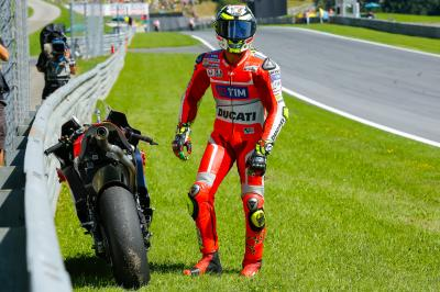 After the Flag #10: Iannone dosifica su ritmo de carrera