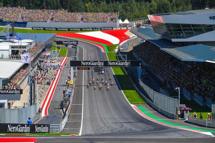 MotoGP, NeroGiardini Motorrad Grand Prix von Österreich