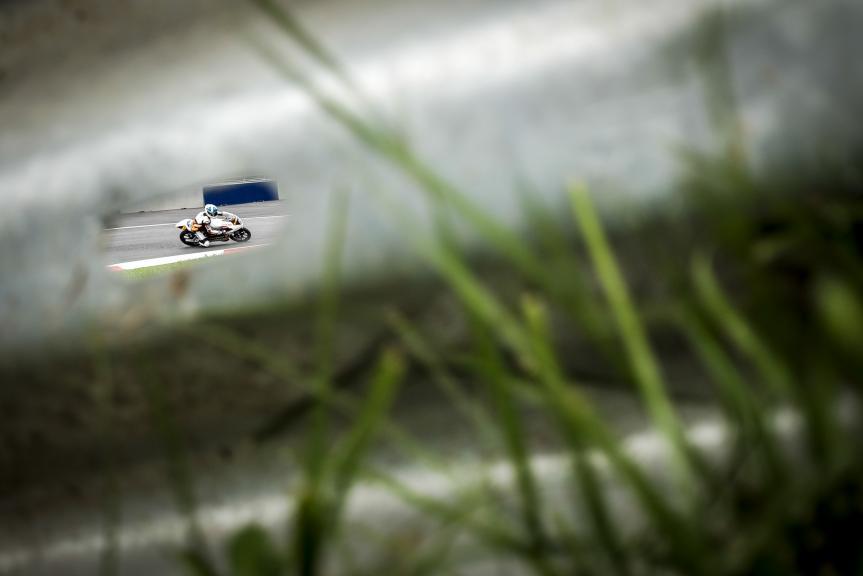John Mcphee, Peugeot Mc Saxoprint, Test Austria, Moto 2 & Moto 3