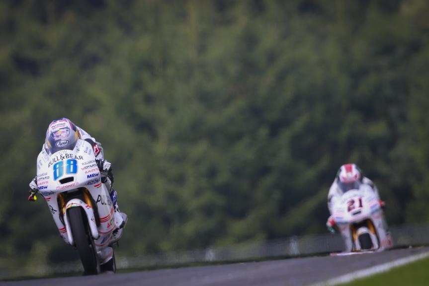 Jorge Martin, ASPAR Mahindra Team Moto3, Test Austria, Moto 2 & Moto 3
