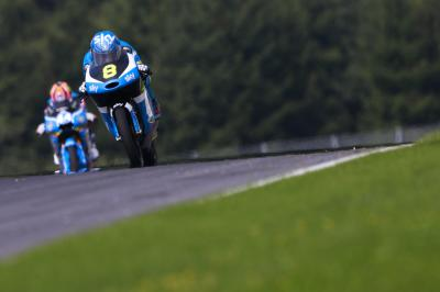 Moto3™ one day Red Bull Ring test