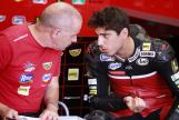Axel Pons, AGR Team, Test Austria, Moto 2 & Moto 3