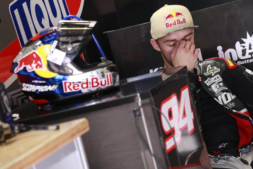 Jonas Folger, Dynavolt Intact GP, Test Austria, Moto 2 & Moto 3