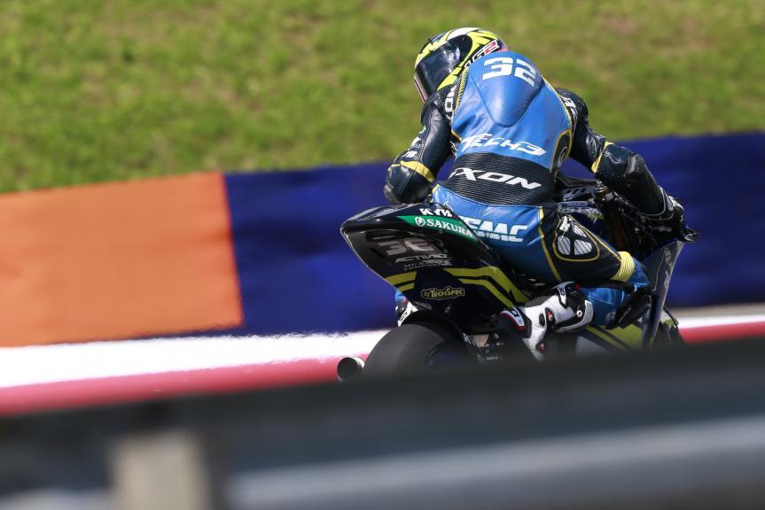 Isaac Viñales, Tech 3 Racing, Test Austria, Moto 2 & Moto 3
