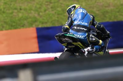 Moto2™ remain in Austria to test