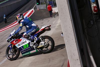 """Bastianini: """"Brno è una delle mie piste preferite"""""""