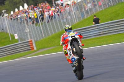 Calm, collected…'Maniac' Iannone?