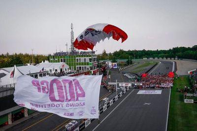 Celebrating the 400th GP #RacingTogether // FIM, Dorna, IRTA, and