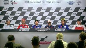 Cosa è stato detto nella conferenza stampa che apre ufficialmente il GP della Repubblica Ceca.