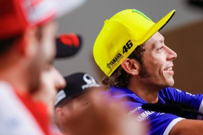 Valentino Rossi: 'Hoffe in 20 Jahren immer noch zu fahren'