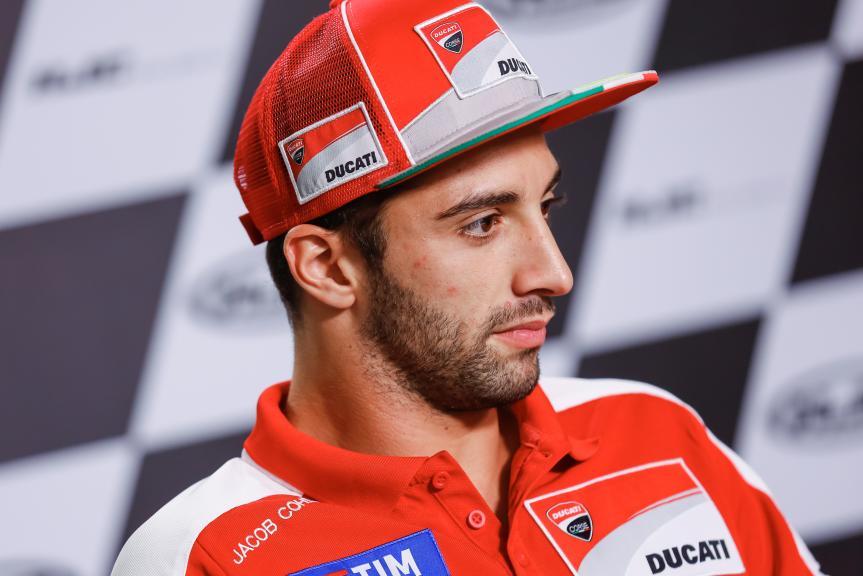 Andrea Iannone, Ducati Team, HJC Helmets Grand Prix České republiky