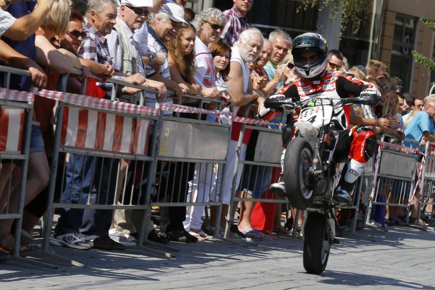 Pre-Event HJC Helmets Grand Prix České republiky