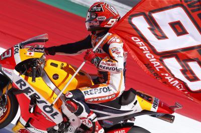 Marquez Blog: Sights set on Brno