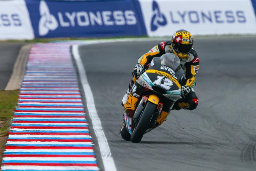 Thomas Luthi, Garage Plus Interwetten, HJC Helmets Grand Prix České republiky