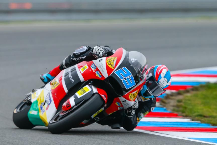 Marcel Schrotter, AGR Team, HJC Helmets Grand Prix České republiky